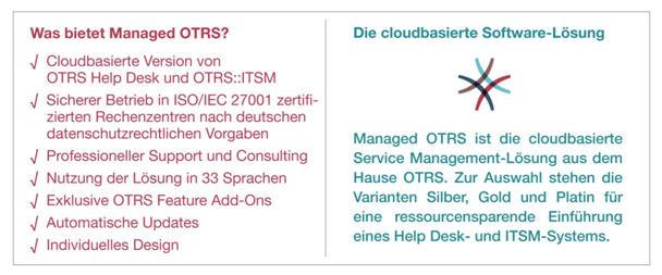 OTRS Lösung