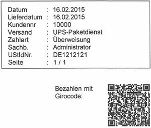 It News Gdi Vorreiter Beim Girocode Rechnungen Schnell Und Sicher