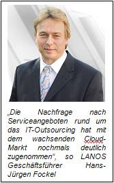 Cloud Markt wächst in Deutschland