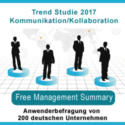 Collaboration Studie 2017 - Kommunikation und Collaboration
