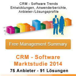 CRM Studie 2014 - Customer Relationship Management