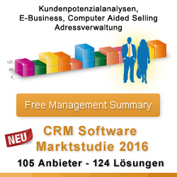 CRM Studie 2016 - Customer-Relationship-Management