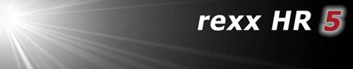 rexx HR Software Release 5 - Personalmanagement Software der neuen Generation