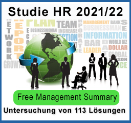 HR-Studie 2021/22 - Human Resources Software Systeme 2021/22