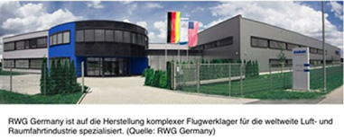 Aussenansicht RWG Germany