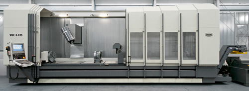 VHC Fahrständer-Bearbeitungszentrum