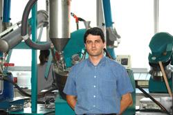 Siegfried Englert, Leiter Qualitätsmanagement und IT, Gustav Eirich GmbH & Co KG