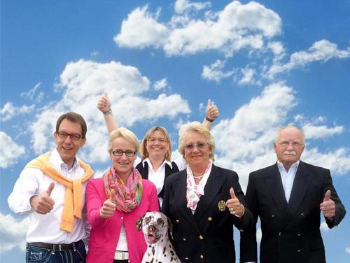 Team von der Frima tis GmbH