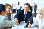 Business Partnerrecherche Team SoftSelect